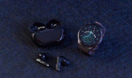 Экосистема носимой электроники HUAWEI: WATCH GT 2 Pro + FreeBuds Pro