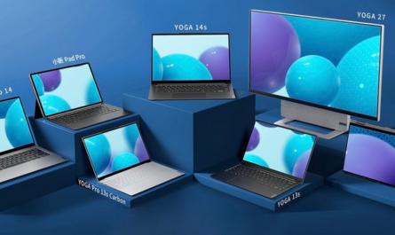 Lenovo представила компактные ноутбуки с процессорами Intel Tiger Lake