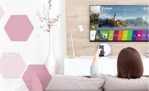 LG объявила о блокировке Smart TV на «серых» телевизорах