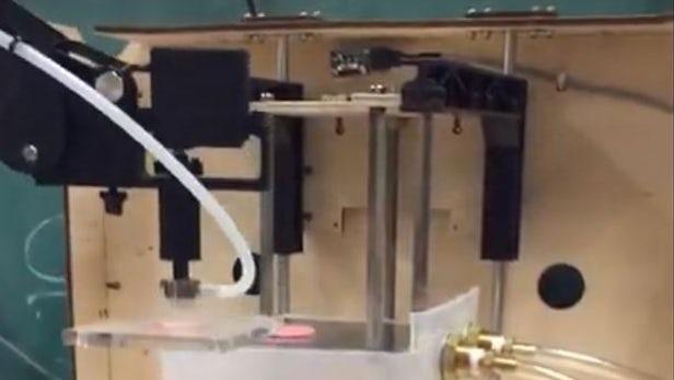 Метод 2D-укладки делает возможность печатать живые органы на шаг ближе