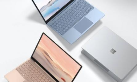 Microsoft представила бюджетный ноутбук Surface Laptop Go