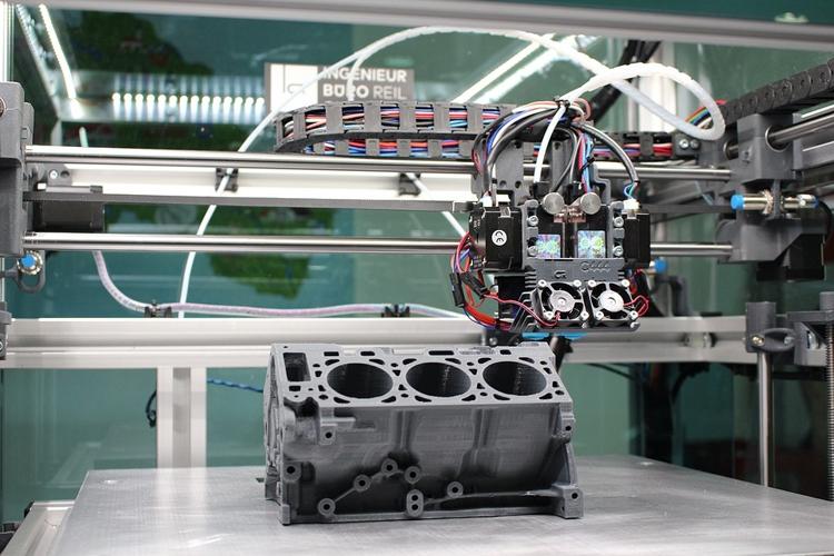 Мировой рынок 3D-печати показывает уверенный рост
