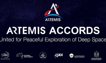 NASA объявила страны-участницы инициативы по освоению Луны и космоса. России среди них нет