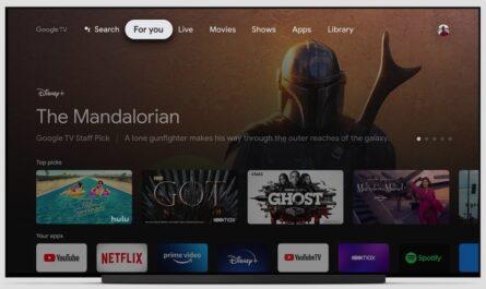 Не только Pixel: Google TV, новый Chromecast и колонка Nest Audio