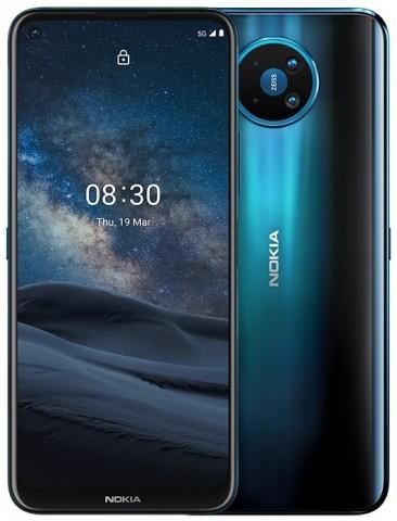 Nokia 8.3 5G с TWS-наушниками в подарок поступил в российскую розницу