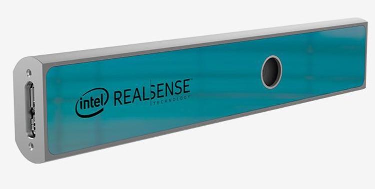 Новая 3D-камера Intel RealSense стоит 79 долларов