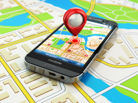 OPPO разработала высокоточную систему навигации для смартфонов