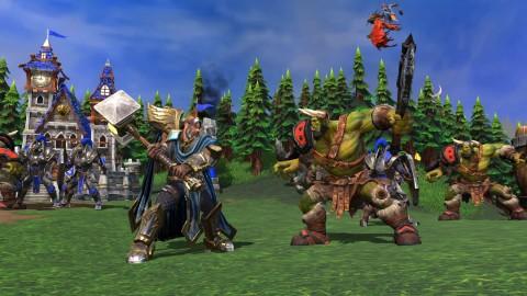 Опрос: хотите ли вы возвращения олдскульных стратегий в духе Warcraft и StarCraft?
