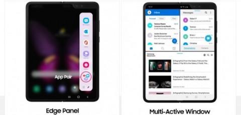 Первая версия Samsung Galaxy Fold получит ряд функций своего преемника