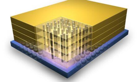 Представлен стандарт для тестирования всех кристаллов в 3D-упаковке