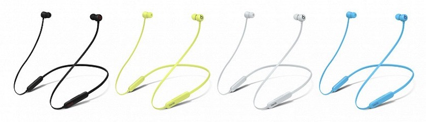 Представлены беспроводные наушники Beats Flex за $50