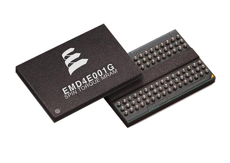 Производитель «памяти для космоса» отметил высочайшую надёжность памяти MRAM Everspin