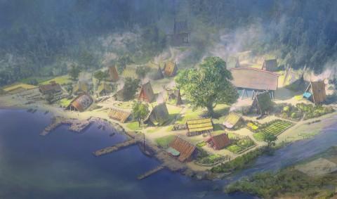 Прокачка, ассасины и зелья. СМИ рассказали о поселении викингов в Assassin's Creed Valhalla