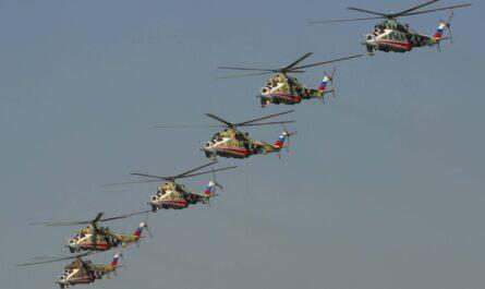 Российские вертолёты получат созданные методом 3D-печати детали