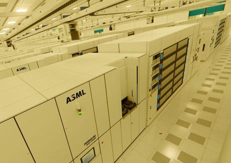 Рубеж пройден: спрос на сканеры EUV остаётся высоким