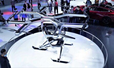 Сделано в Китае #241: летающий автомобиль, новые приоритеты Xiaomi и угроза для Google