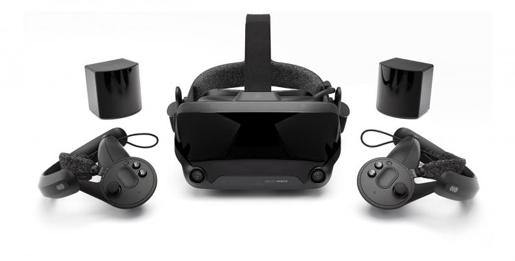 Шлем Valve Index VR вернётся в продажу на короткое время в понедельник