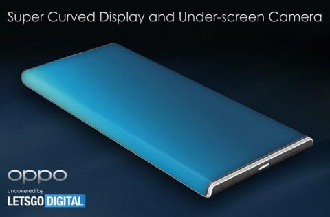 Следующий флагман OPPO может получить суперизогнутый дисплей и подэкранную камеру