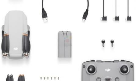 Стала известна стоимость и характеристики нового дрона DJI Mini 2