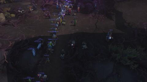 Свежее обновление World of Warcraft заставило игроков выстроиться в живые очереди
