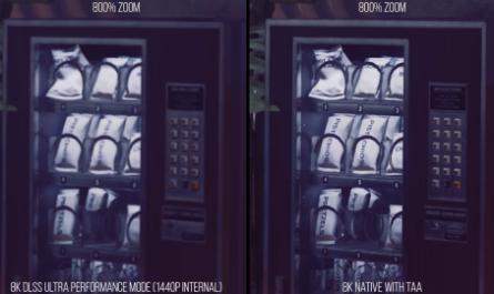 Технические эксперты опробовали 8K-гейминг с использованием DLSS [ВИДЕО]