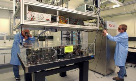 Учёные приблизились к созданию сверхточных ядерных часов