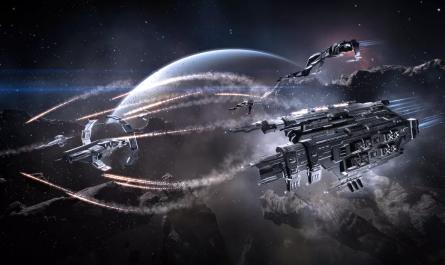 В EVE Online бушует самая крупная война в истории MMO. Её спровоцировал один игрок