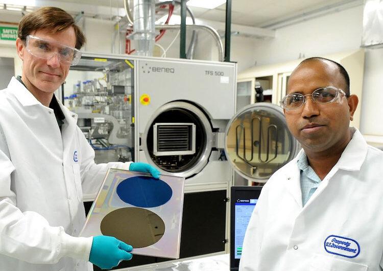 В США разработана новая технология производства нанометровых полупроводников