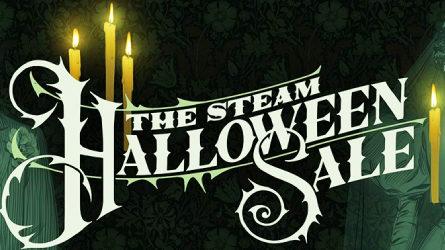 В Steam началась хэллоуинская распродажа со скидками до 85%