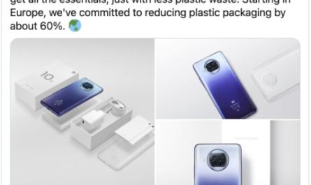 Xiaomi анонсировала экологичную упаковку для смартфонов с зарядкой в комплекте
