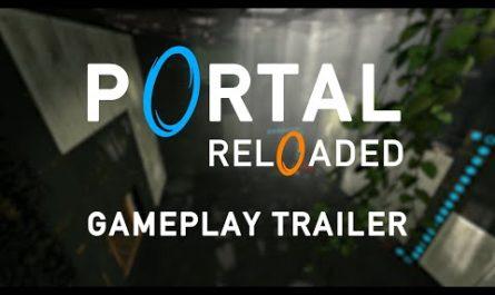 Разработчик-одиночка создал новую часть Portal [ВИДЕО]