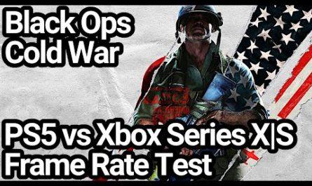 В битве некстгена победила дружба. Мощь PS5 и Xbox Series X сравнили в Call of Duty: Black Ops Cold War