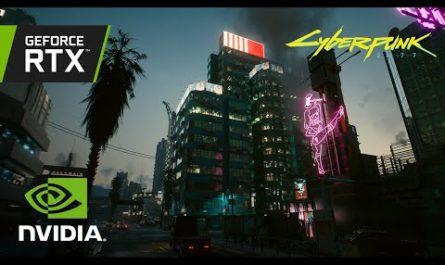 NVIDIA опубликовала ролик Cyberpunk 2077 с трассировкой лучей [ВИДЕО]