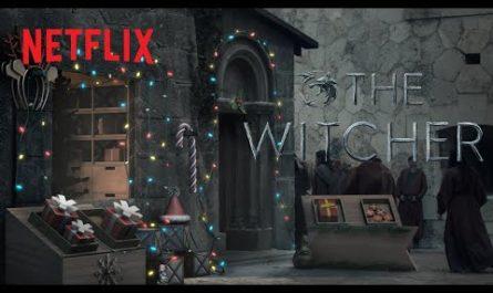 Netflix превратила «Ведьмака» в рождественский ужастик [ВИДЕО]