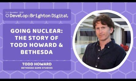 Тодд Говард рассказал о Starfield. Над игрой работает в пять раз больше людей, чем над Skyrim