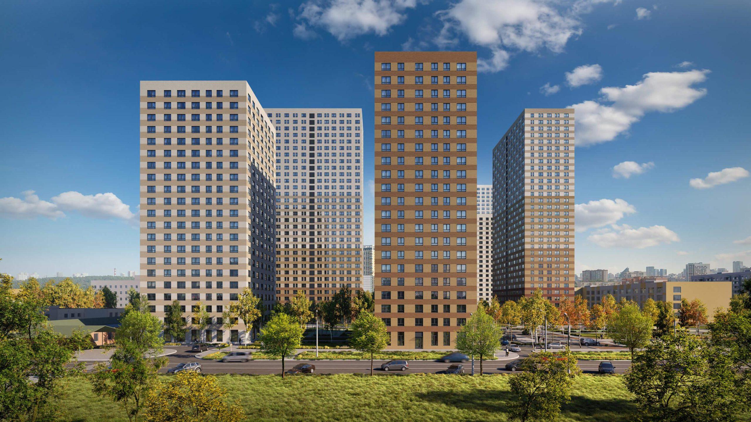 Выдано разрешение на строительство шести корпусов и двух детских садов в ЖК «Кронштадтский 9»