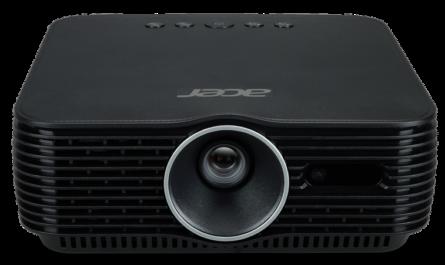 Acer привезла в Россию портативный проектор c функцией Bluetooth-колонки