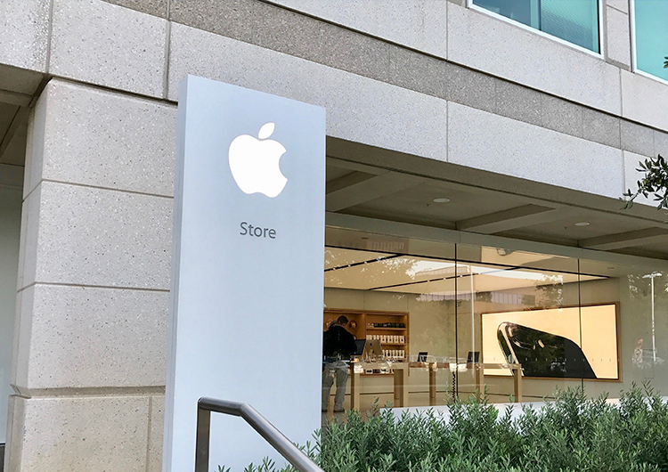 Apple разрешили протестировать технологию Ultra Wide Band в России