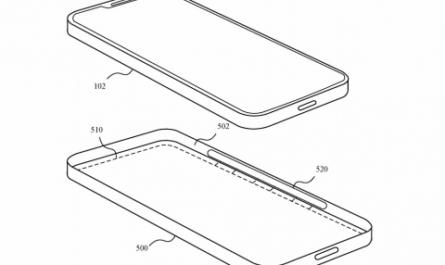 Apple запатентовала чехол для «оверклокинга» будущих iPhone
