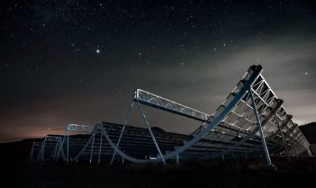 Астрономы впервые отследили источник сверхмощных радиовсплесков в нашей галактике