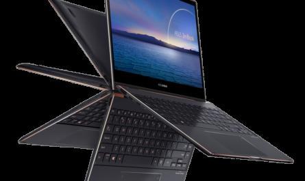 ASUS представила в России тонкий ультрабук-трансформер ZenBook Flip S