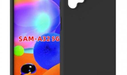 Бюджетный Samsung Galaxy A32 5G показали на качественных изображениях