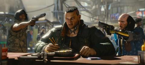Cyberpunk 2077 не войдёт в список номинантов главной игровой премии года. Всё из-за переноса