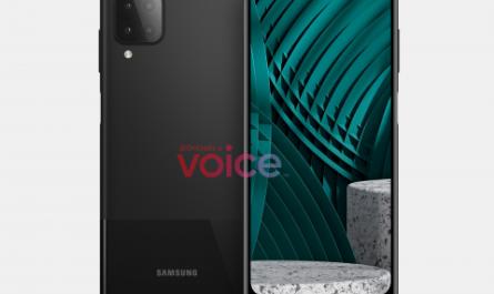 Доступный Samsung Galaxy M12 показали на качественных изображениях