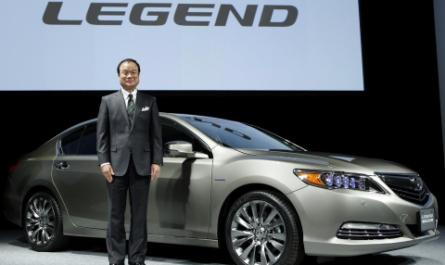 Honda собирается первой захватить рынок самоуправляемых автомобилей