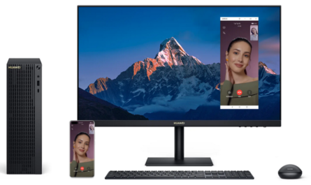 HUAWEI представила десктопный компьютер MateStation B515 с процессором AMD