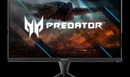 Игровой монитор Predator XB323UGP с поддержкой G-SYNC поступил в продажу в России