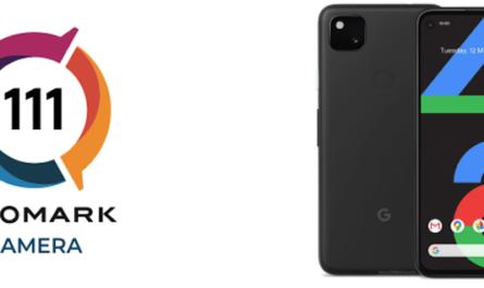 Эксперты DxOMark оценили возможности единственной камеры Google Pixel 4a