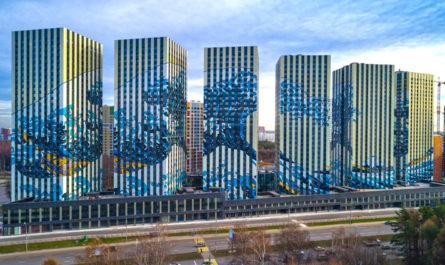 """Анастасия Пятова: """"Завершить строительство школы в ЖК «Эталон-Сити» планируется в конце 2021 года"""""""