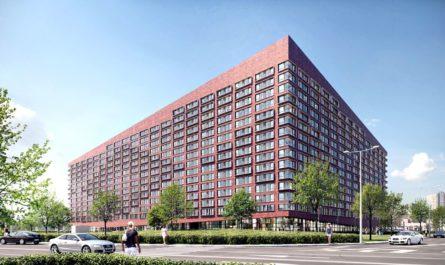 В Даниловском районе введен в эксплуатацию 12-этажный апарт-комплекс PLAY